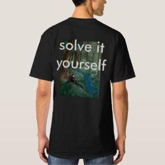 lösen Sie es sich T-Shirt