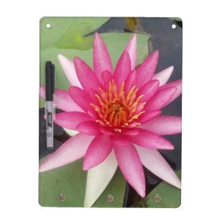 Lotos-Blume Memo Board