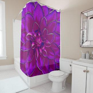 Lotus-Blüte Duschvorhang