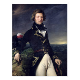 Louis-Philippe d'Orleans 1834 Postkarte