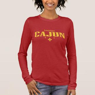 Louisiana Cajun Langarm T-Shirt