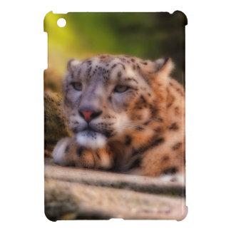 Lounging Leopard iPad Mini Etuis