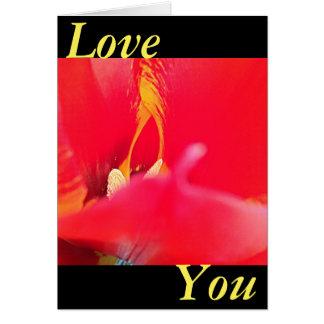 Love You Karte