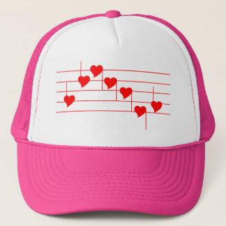 Love'n merkt rosa Kappe