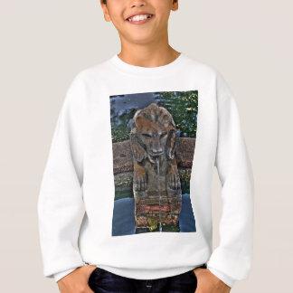 Löwe-Brunnen Sweatshirt