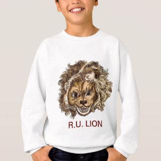 LÖWE, der lachende Löwe Sweatshirt