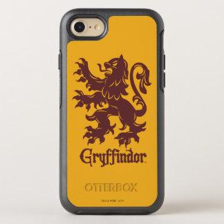 Löwe-Grafik Harry Potters | Gryffindor OtterBox Symmetry iPhone 8/7 Hülle