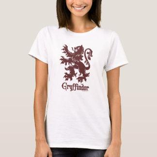 Löwe-Grafik Harry Potters | Gryffindor T-Shirt