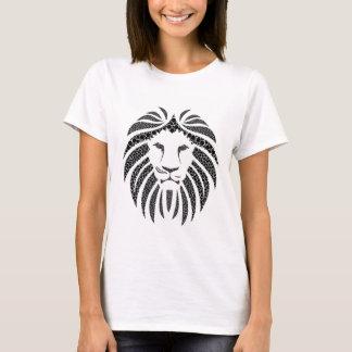 Löwe-Kopf T-Shirt