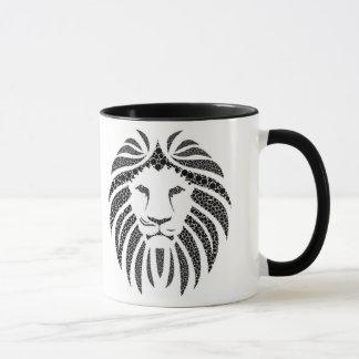 Löwe-Kopf Tasse