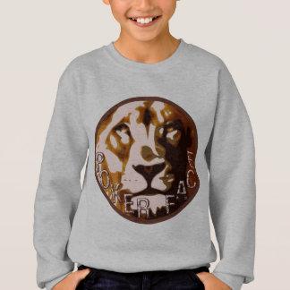 Löwe Pokerface Logo Sweatshirt