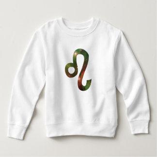 Löwe-Symbol-Kleinkind-Fleece-Sweatshirt Sweatshirt