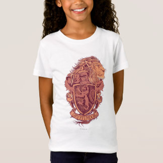 Löwe-Wappen Harry Potter | Gryffindor T-Shirt
