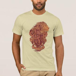 Löwe-Wappen Harry Potter | Gryffindor T-Shirt