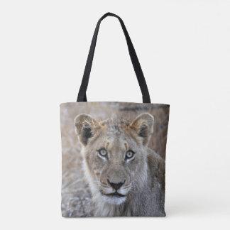 Löwin-Taschen-Tasche