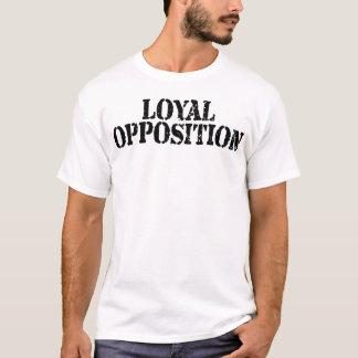 Loyale Opposition (hellfarbig für ihn) T-Shirt