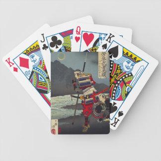 Loyales Samu - Tsukioka Yoshitosh Bicycle Spielkarten