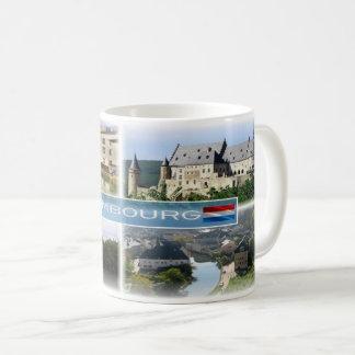 LU Luxemburg - Tasse
