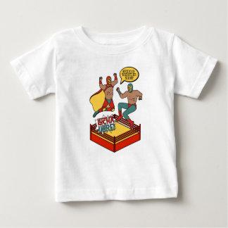Lucha Libre Helder Baby T-shirt
