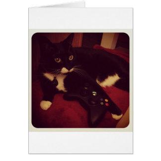 Lucys X-Box Karte