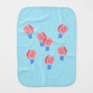 Luft-Balloneburp-Stoff Baby Spuchtücher