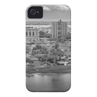 Luftaufnahme Guayaquils vom Fenster-Flugzeug Case-Mate iPhone 4 Hüllen