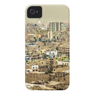 Luftaufnahme Stadtrände der aus Lima, Peru iPhone 4 Hülle