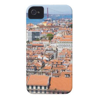 Luftaufnahme von Lissabon, Portugal Case-Mate iPhone 4 Hülle