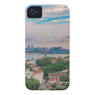 Luftaufnahme von Olinda und von Recife Pernambuco iPhone 4 Case-Mate Hüllen