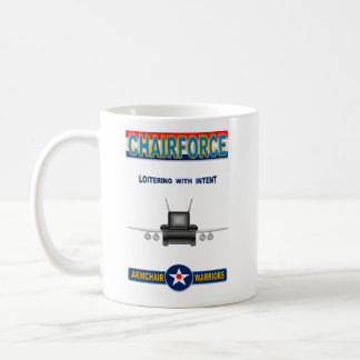 LUFTWAFFE - CHAIRFORCE TASSE