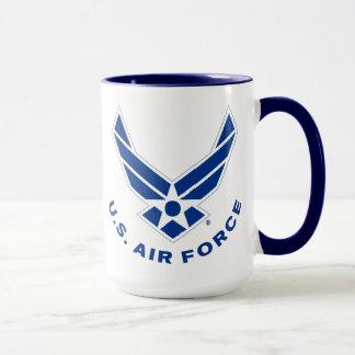 Luftwaffen-Logo - Blau Tasse