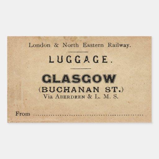 Luggage Glasgow