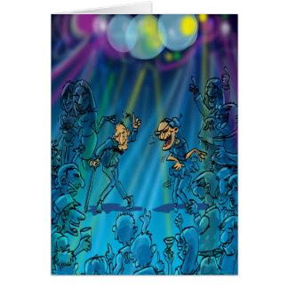 Lustige Geburtstags-Witze - Tanz-Verein Karte