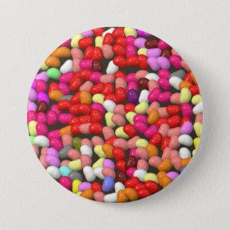lustige Gelee-Mischung Runder Button 7,6 Cm
