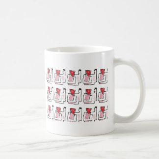 Lustige Getränk-zusammen Thema-Tasse Tasse