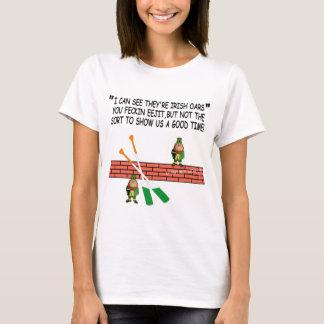 Lustige irische Kobolde T-Shirt