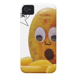 Lustige Kartoffel Case-Mate iPhone 4 Hüllen