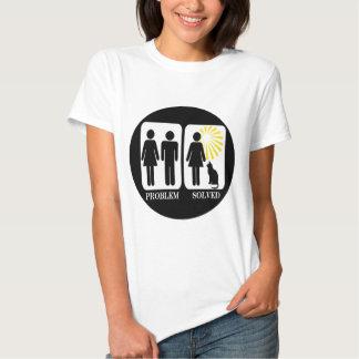 Lustige Katzen-Dame Hemden