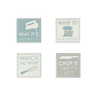 Lustige Küchen-Magneten Stein-Magnet