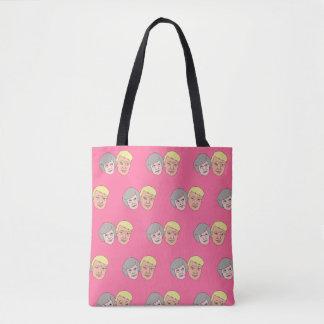 Lustige Mai- und Trumpf-Taschen-Tasche