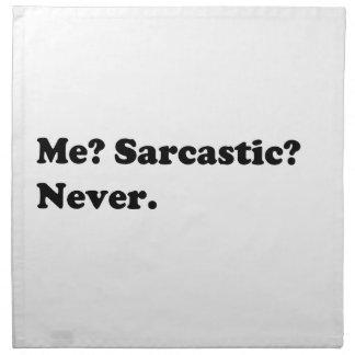 Lustige/sarkastische Shirts, Geschenke, Zusätze Stoffserviette