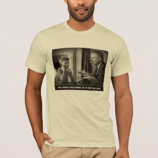Lustige Vintage Vierzigerjahre des WWII T-Shirt