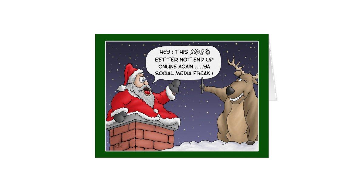 lustige weihnachtskarten on line posten gru karte zazzle. Black Bedroom Furniture Sets. Home Design Ideas