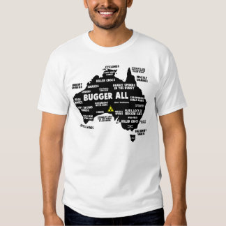 Lustiger Australier Shirts