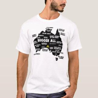 Lustiger Australier T-Shirt