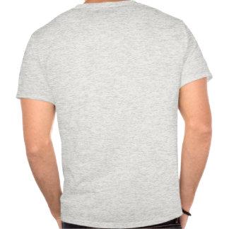 Lustiger Bauernhof GRILLEN grundlegender T - Shirt