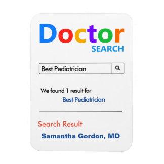 Lustiger bester Doktor Gift Magnet
