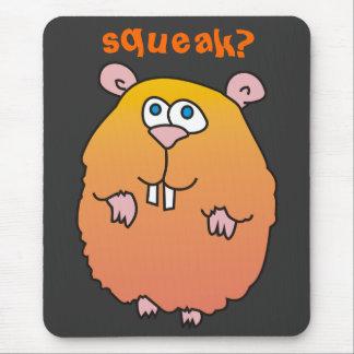 Lustiger Cartoon-Hamster Mousepad
