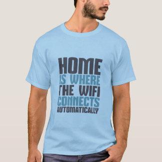 Lustiger Computergeek-T - Shirt