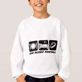 Lustiger Fußball Sweatshirt